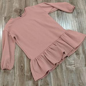 ❄️ 3/$25 Skirted Sweatshirt Top / Short Dress